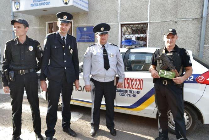 У Житомирі поліцейські охорони підтримали інформаційну кампанію з дотримання прав громадян