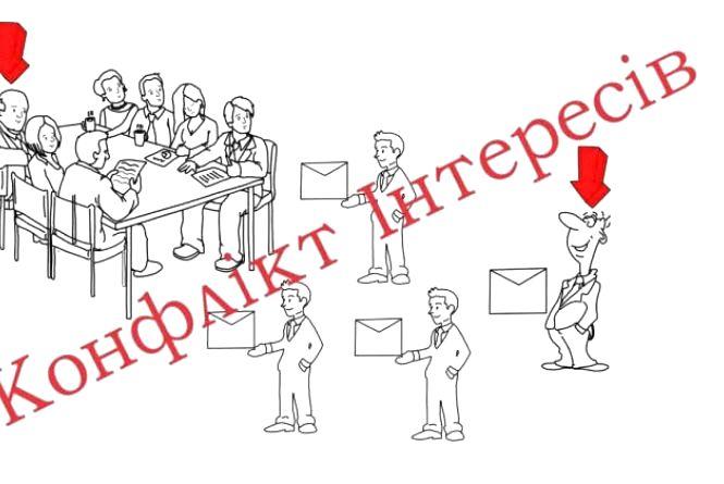 На Житомирщині депутата сільради оштрафували за неповідомлення про реальний конфлікт інтересів під час прийняття рішення в інтересах свого батька