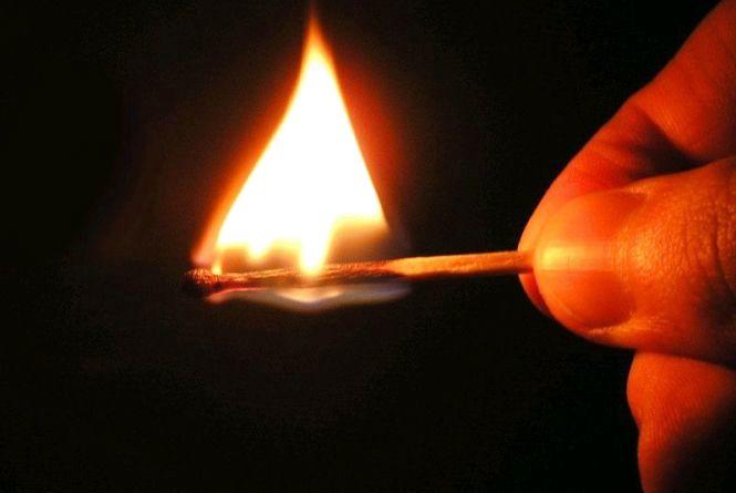 Бердичів: вогнеборці ліквідували пожежу в квартирі багатоповерхівки