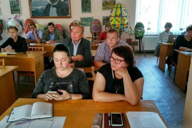 Овруцька ОТГ розвиватиме економіку, інфраструктуру та туризм