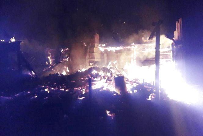 У Ємільчинському районі під час пожежі виявили тіло жінки