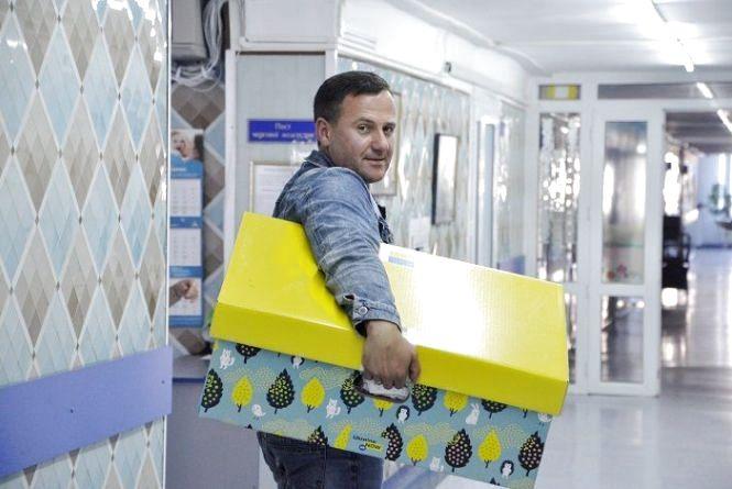 Батьки новонароджених на Житомирщині отримують перші пакунки малюка – якістю задоволені. ФОТО. ВІДЕО