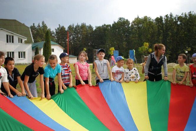 Дитяча недільна школа при Свято-Михайлівському соборі провела «День здоров'я - 2018». ФОТО, ВІДЕО