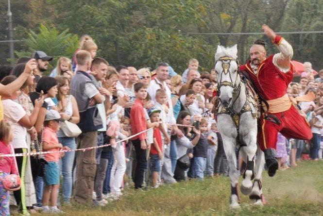 Фестиваль «Берегиня Полісся» вже вчетверте зібрав житомирян на свято