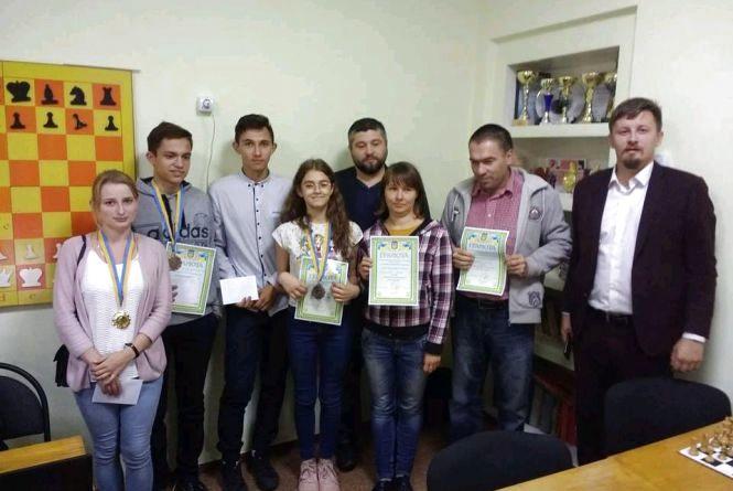 У Житомирі 15-23 вересня відбувся чемпіонат області з шахів