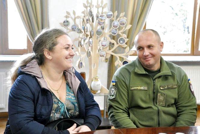 Велика родина учасника АТО з Житомирщини отримає пільговий кредит для будівництва житла