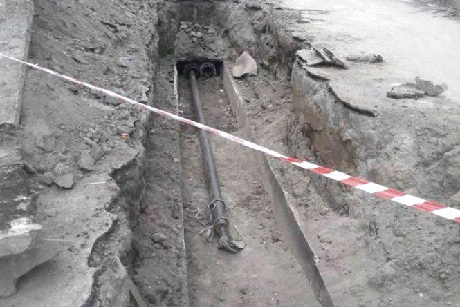 Водоканал і теплокомуненерго платитимуть за невчасно відновлений після розкопок благоустрій