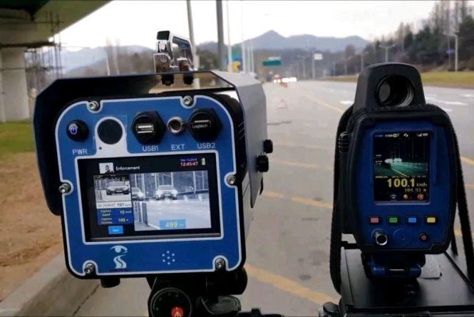 До уваги водіїв: з 8 жовтня на житомирських дорогах з`являться патрульні з радарами TruCam