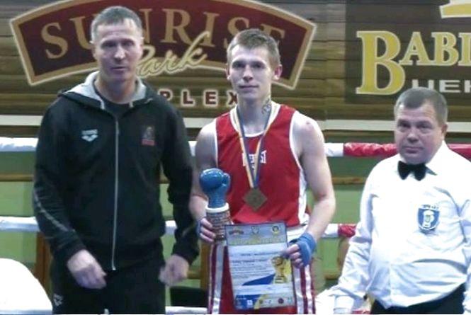 Житомирські боксери вибороли призові місця на Кубку України