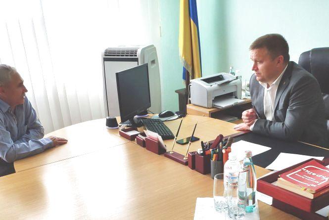 Під час особистого прийому у Ружині і Бердичеві до прокурора області звернулися 13 громадян