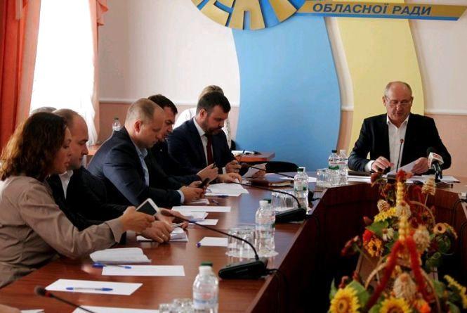 Депутати облради зберуться на сесію 25 жовтня