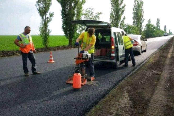 На Житомирщині буде власна лабораторія для перевірки якості ремонтів доріг