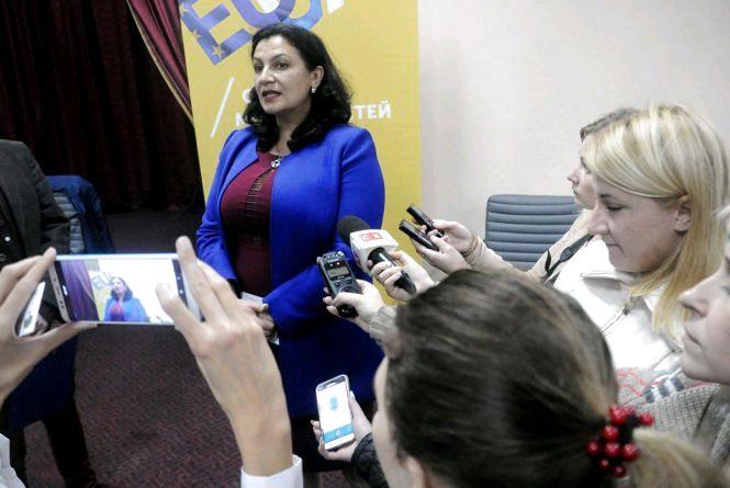 Рівень експорту із Житомирщини на 22% вищий за всеукраїнський показник – Іванна Климпуш-Цинцадзе