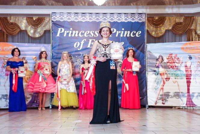 У Житомирі обрали принцесу та принца Європи