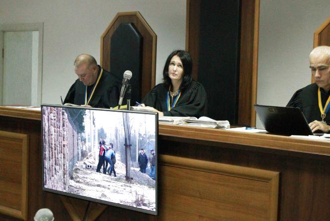 Продовжується розгляд апеляційної справи про вбивство Олександра Жадька. ВІДЕО