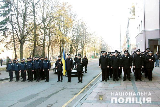 У поліції Житомирщини - поповнення