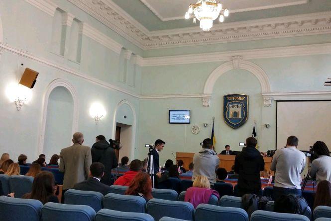 Депутати міськради все-таки затвердили текст звернення до Президента і Верховної Ради щодо газового питання