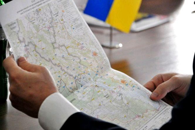 На Житомирщині українсько-білоруська демаркаційна комісія затвердила 400 місць установки прикордонних знаків