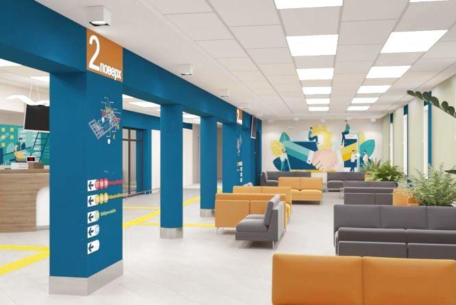 """Головний архітектор Житомира показав дизайн майбутнього """"Прозорого офісу"""""""