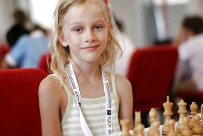 Десятирічна житомирянка представляє Україну на чемпіонаті світу з шахів в Іспанії