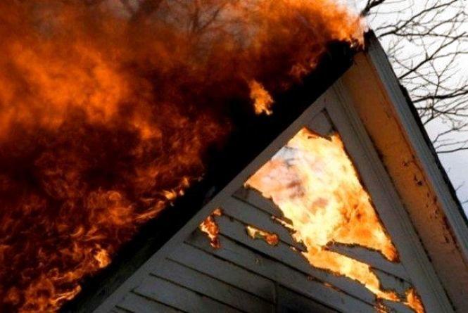 Першою пожежу в житловому будинку помітила 6-річна дитина
