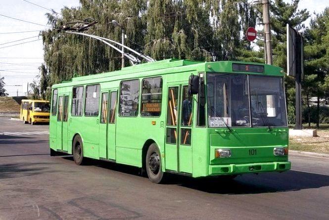 ТТУ купить 50 нових тролейбусів за кредитні кошти