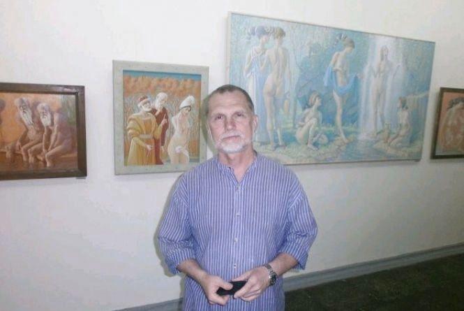 Житомирянину Миколі Бутковському присвоєно почесне звання Заслужений художник України