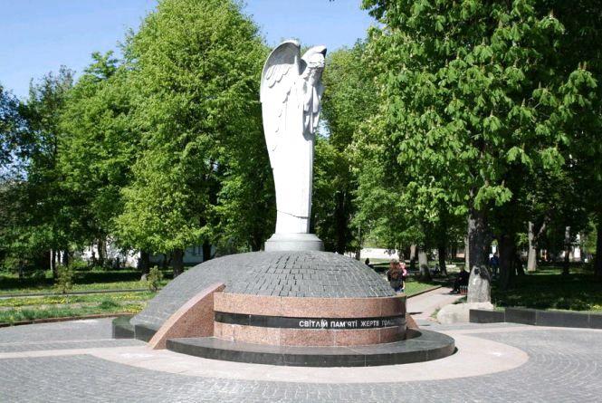 24 листопада у Житомирі вшанують жертв голодоморів