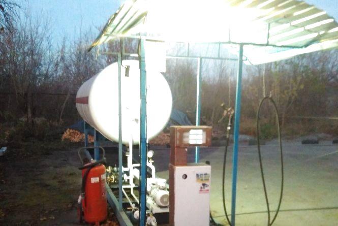 Нелегальну газозаправну станцію у Бердичеві необхідно демонтувати, - прокуратура