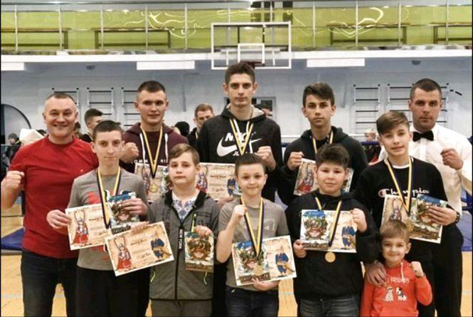 Житомир приймав турнір з кікбоксингу WAKO «Польський період»