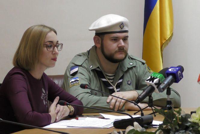 В Житомирі презентували Пластовий молодіжний центр. ВІДЕО