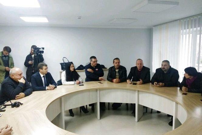 На Житомирщині продовжуються роботи над створенням проекту «Дім ветерана»