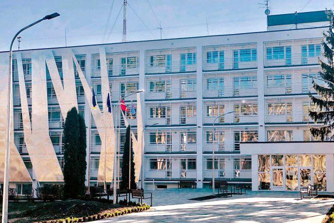 На Житомирщині відкрили найсучасніший в Україні Центр вертебрології