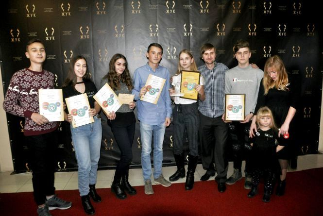 Завершився Всеукраїнський шкільний кінофестиваль «ЖУК»