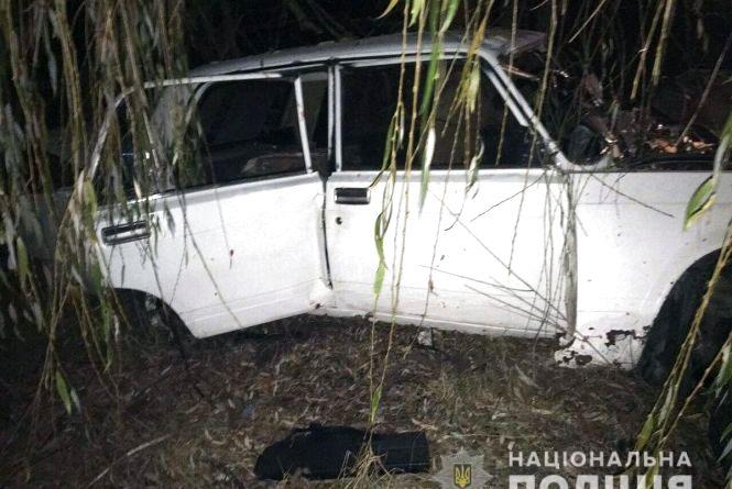 У Коростишівському районі у ДТП потрапили троє молодих людей, один помер в лікарні