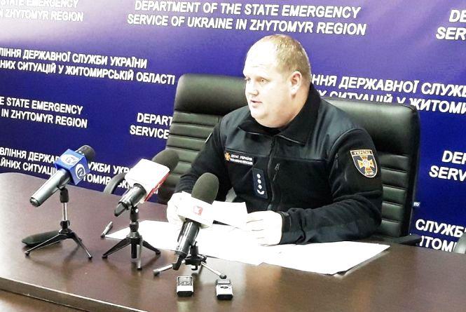 З початку року на Житомирщині сталося 2256 пожеж,  загинуло 76 осіб