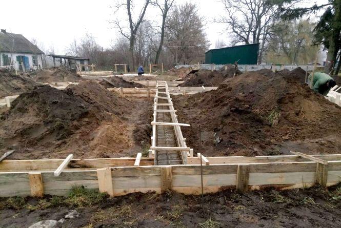 На Житомирщині розпочали будівництво перших 3 амбулаторій нового типу