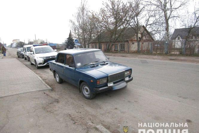 Дві викрадені машини розшукали поліцейські на Житомирщині