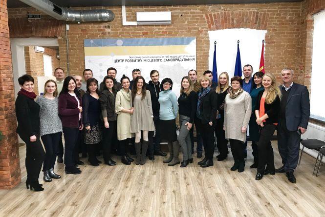 10 громад Житомирщини за підтримки Програми «U-LEAD з Європою» покращать якість послуг у сфері управління відходами