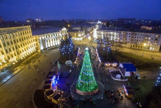 У Житомирі планують змінити програму святкування Нового року
