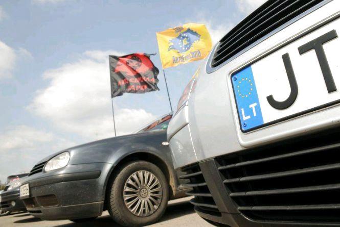 ТОП-11 запитань та відповідей щодо правил розмитнення автомобілів з іноземною реєстрацією