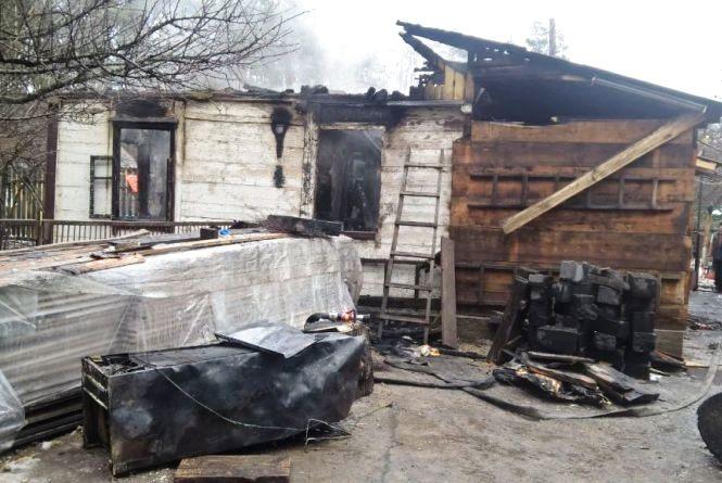 Житомирська область: вогнеборці ліквідували загоряння 4 приватних житлових будинків