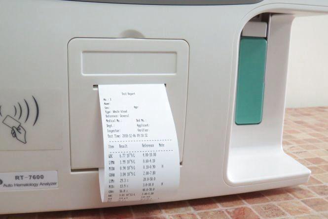 Дитяча міська лікарня отримала сучасне обладнання для дослідження крові