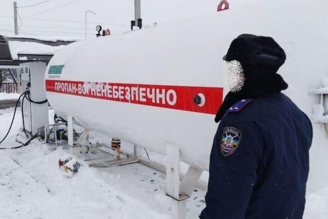 Ще одну тіньову автогазозаправну станцію ліквідували на Житомирщині