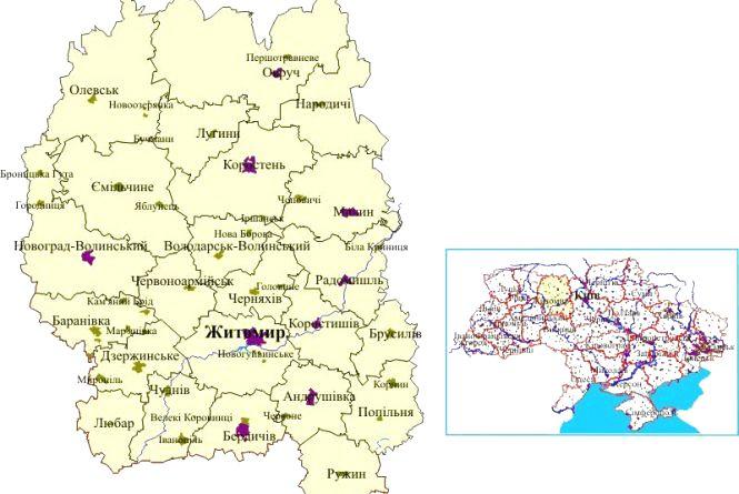 Обласний бюджет Житомирщини у 2018 році матиме 1 млрд грн власних надходжень