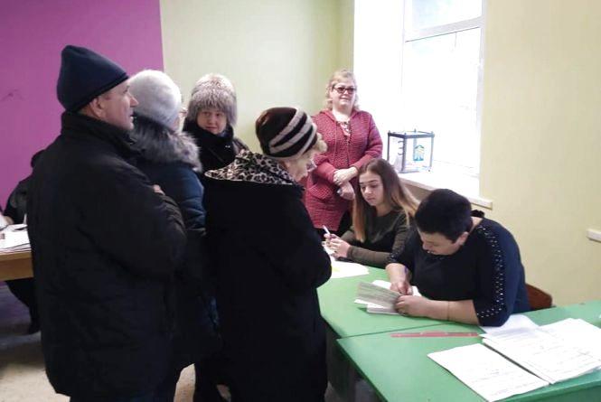 В 6 ОТГ Житомирщини обрали голів та депутатів