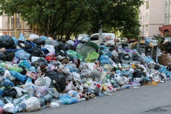 У Житомирі підвищили тариф на послугу вивезення побутових відходів