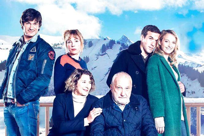 «Інтер» покаже прем'єру французького серіалу «Знайомство з батьками»