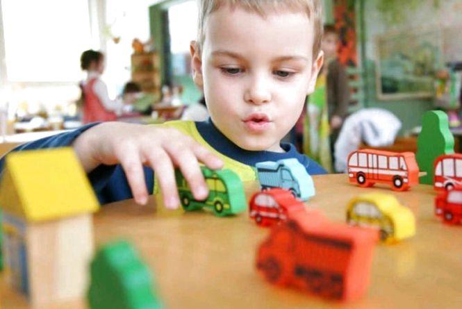 На Житомирщині минулого року створили майже 800 нових місць у дитячих садочках