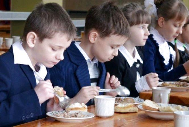 У Житомирі зросла вартість харчування дітей у школах та дитсадках